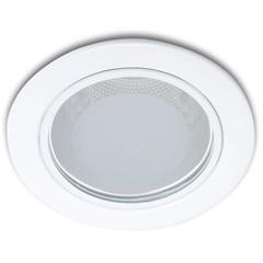 Spot de Embutir Redondo 1 X 11w Branco Tico - Philips