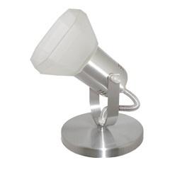 Spot de Sobrepor Na Base Ou Trilho Alumínio Lixado Ref. 309/1 - Spot Line