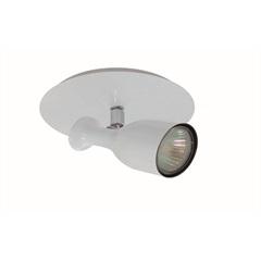 Spot Douai em Aluminio para 1 Lampada Branco - Casanova