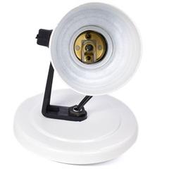 Spot Refletor para 1 Lâmpada 193/1 Branco 808937 - Franzmar