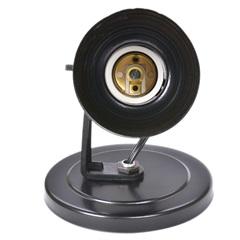 Spot Refletor para 1 Lâmpada 193/1 Preto 808934 - Franzmar
