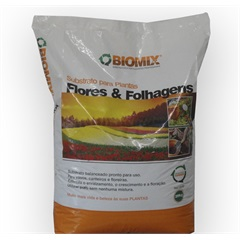 Substrato Flores  20kg             - Biomix