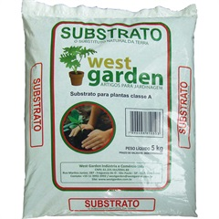Substrato Natural Saco com 5kg