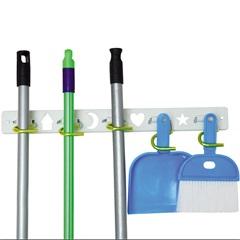 Suporte para Organização Kit Tool com 05 Ganchos - Secalux