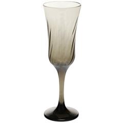 Taça para Champagne Lírio 195ml Fumê - Nadir