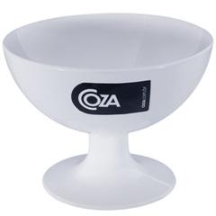Taça Sobremesa Branca 150ml   - Coza