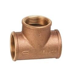 Tê de Bronze 3/4 N711 - Eluma
