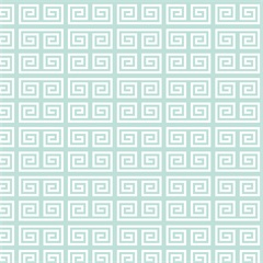 Tecido Adesivo Athenas Pequeno Branco Turqueza  - Panoah