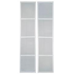 Tela Mosqueteira para Portas-Balcão de Abrir Multiflex 217x120 Ptk– 2900101-4 - Sasazaki
