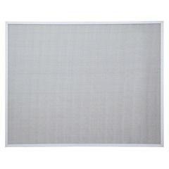 Tela Mosquiteiro Inteiriça 140x120cm Branca - Sasazaki