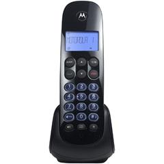 Telefone sem Fio com Identificador de Chamadas E Viva-Voz Moto750 Preto - Motorola