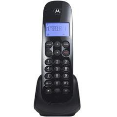 Telefone sem Fio com Identificador de Chamadas Moto700 Preto - Motorola