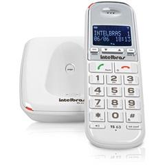 Telefone sem Fio com Identificador de Chamadas - Ts63v  Ref. 4000082 - Intelbras
