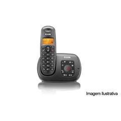 Telefone sem Fio com Secretária Eletrônica - Elgin