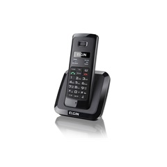Telefone sem Fio Tsf3500 Preto        - Elgin