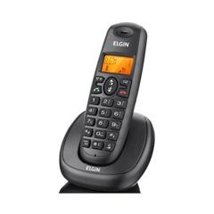 Telefone sem Fio Tsf7001 Preto      - Elgin