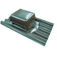 Telha para Ventilação Verde - Onduline