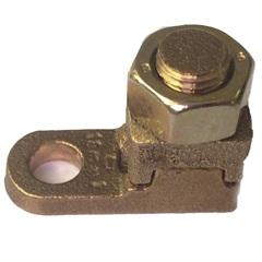 Terminal de Pressão para Aterramento 10mm Cobreado - Kit-Flex