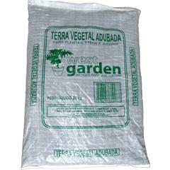 Terra Vegetal Saco com 20kg