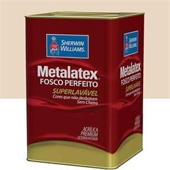 Tinta Acrílica Fosco Palha 18 Litros - Metalatex - Sherwin Williams