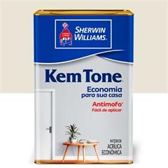 Tinta Acrílica Kem Tone Bianco Sereno 18 Litros - Sherwin Williams