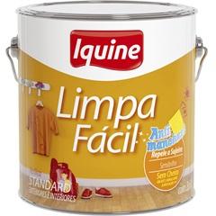 Tinta Acrílica Limpa Fácil Standard Pérola 3,6 Litros - Iquine
