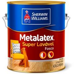 Tinta Acrílica Metalatex Fosco Perfeito Areia 3,6 Litros - Sherwin Williams