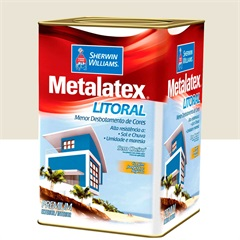 Tinta Acrílica Metalatex Litoral Palha Itaunas 18 Litros - Sherwin Williams