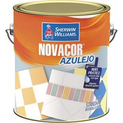 Tinta Acrílica para Azulejo Acetinada Areia 3,6 Litros - Sherwin Williams