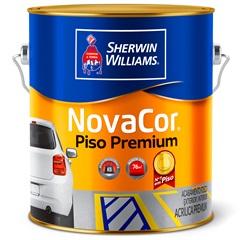 Tinta Acrílica para Piso Liso Amarelo Demarcação 3,6 Litros - Sherwin Williams