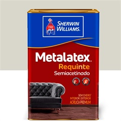 Tinta Acrílica Requinte Superlavável Gelo 18l - Metalatex - Sherwin Williams