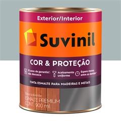 Tinta Esmalte Acetinado Platina 900 Ml  - Suvinil