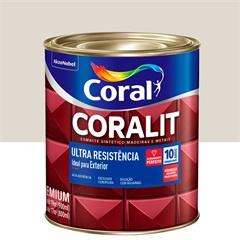 Tinta Esmalte Coralit Acetinado Gelo 900ml - Coral