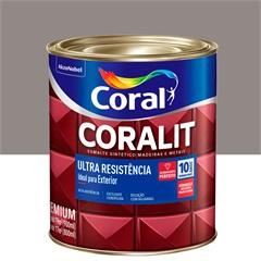 Tinta Esmalte Coralit Brilhante Alumínio 900ml - Coral