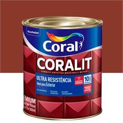 Tinta Esmalte Coralit Brilhante Colorado 900ml - Coral