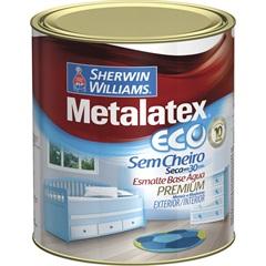 Tinta Esmalte Eco Acetinado Areia 900ml - Sherwin Williams
