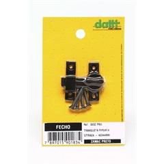 Tranqueta para Porta Preto 303 Zp/S  - Datti