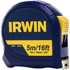 "Trena Standard 3/4"" 5m Azul E Amarela - Irwin"