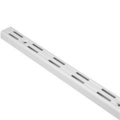 Trilho Fico Forte Closet Branco 100cm - Fico Ferragens
