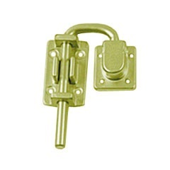 Trinco de Segurança 25mm Amarelo 304/S - Datti