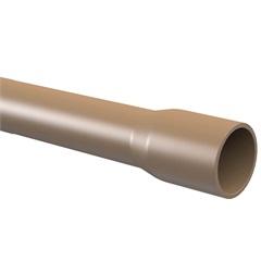 Tubo em Pvc Soldável 25mmx3m Marrom