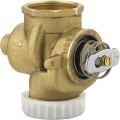 Válvula de Descarga Docol Base 1.1/4 Polegadas Alta Pressão Ref.:1051300 - Docol