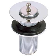 Válvula de Escoamento para Lavatório 2.3/8 X 1 Ref. Vm1603scp     - GTRES