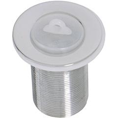 Válvula de Escoamento para Tanque sem Ladrão com Tampa Plástica 2.3/8x1.1/4''  - GTRES