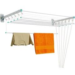 Varal Prático para Teto Aço 1.20m Secalux Ref.:141031 - Secalux