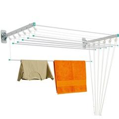 Varal Prático para Teto Aco 1.40m Secalux Ref.:141041 - Secalux