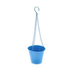 Vaso com Correntes Azul - Importado