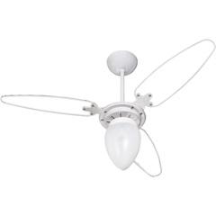 Ventilador de Teto Wind Acrilico Branco 127v   - Ventisol