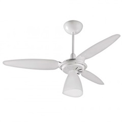 Ventilador Wind Light 3 Pás Branco 127v