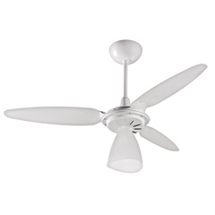 Ventilador Wind Light 3 Pás Branco 127v  - Ventisol